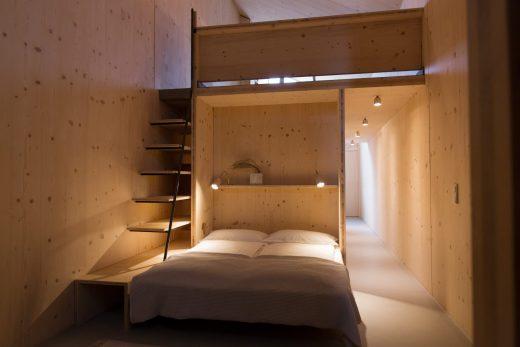Quartier, Ferienwohnung, Design, Architektur, besondere Unterkunft, Bayern